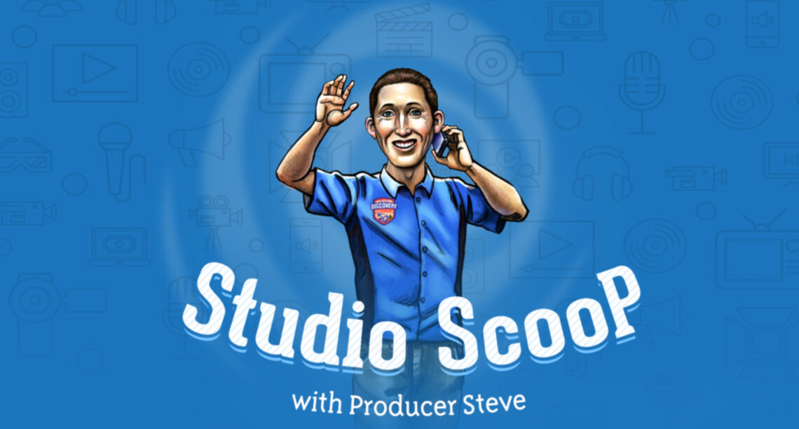 Introducing Studio Scoop