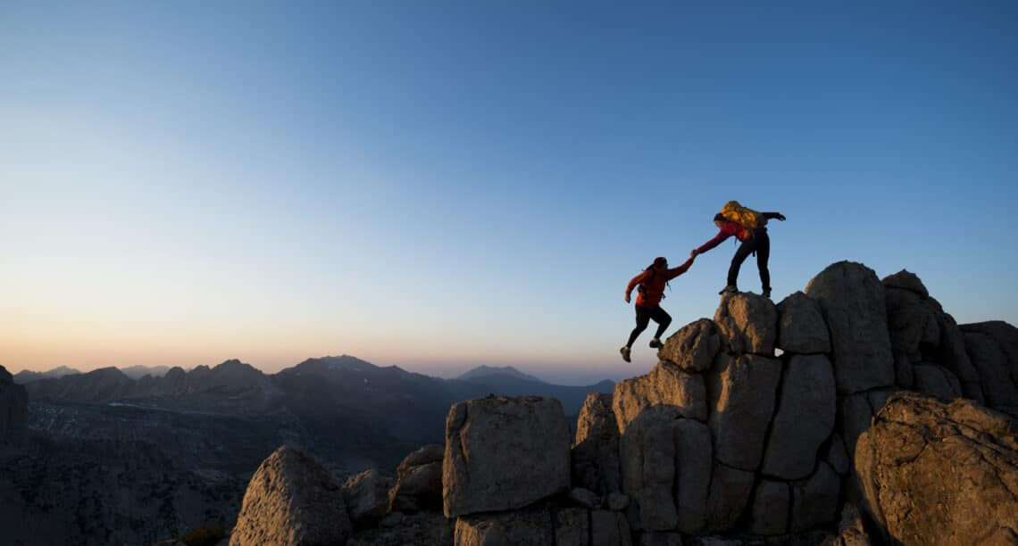 """The One-Legged Mountain Climbers"" – Virtual Stories With Ms. Jean"